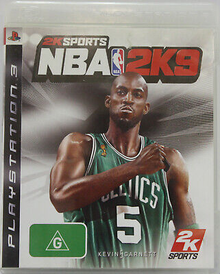 AU9.95 • Buy NBA 2K9 Sony Playstation 3 PS3 Game PAL + Booklet