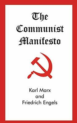 The Communist Manifesto By Karl Marx New Paperback Book • 5.04£