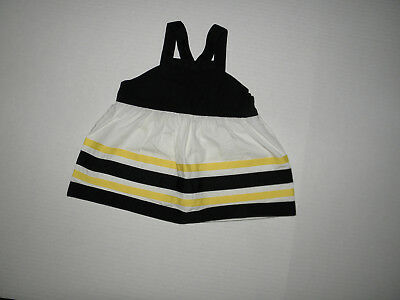 $10.99 • Buy Gymboree Bee Chic Black Yellow Ribbon Swing Top Summer Girls 3t  Cotton Summer