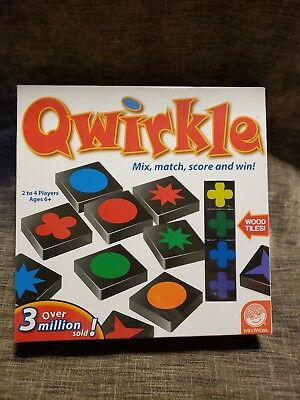 $ CDN33.55 • Buy QWIRKLE Board Game NEW
