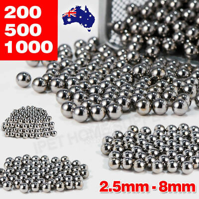 AU3.40 • Buy Replacement Parts 2.5-8mm Bike Bicycle Carbon Steel Loose Bearing Ball