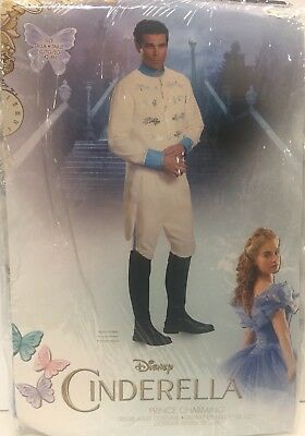 $19.99 • Buy Prince Charming Costume, Disney Movie Character, Disguise - Men's/Adult XL