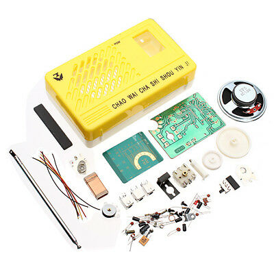 AM FM Radio Electronics Kit Electronic DIY Learning Kit • 19.99£