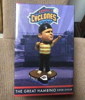 $ CDN48.20 • Buy GREAT HAMBINO SANDLOT HAM PORTER BOBBLEHEAD 2018 BROOKLYN CYCLONES SGA NY Mets