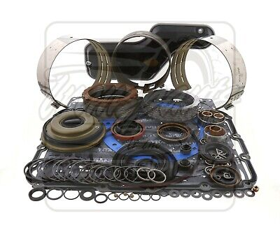 $ CDN422.89 • Buy Ford 5R55W 5R55S Transmission Deluxe Raybestos Performance Rebuild Kit 02-ON