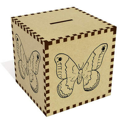 Large 'Big Wing Butterfly' Money Box / Piggy Bank (MB00019001) • 10.99£
