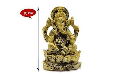 Ganesh Small Statue For Car Dash Board Ganesha Idol • 5£
