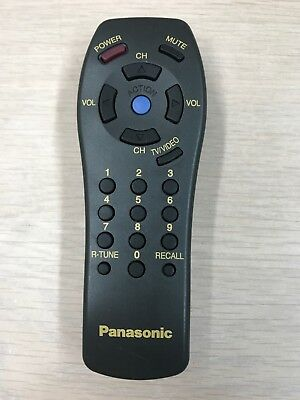 Panasonic Remote Control EUR501450- Tested And Cleaned                      (L5) • 5£