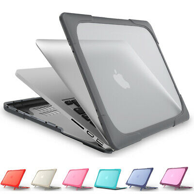 For Macbook Air Pro Retina Notebook Laptop Hard Plastic Stand Case Flip Cover • 18.55£