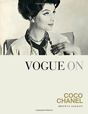 £15.05 • Buy Vogue On: Coco Chanel (Vogue On Designers) By Bronwyn Cosgrave New Book