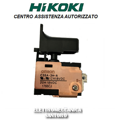£46.15 • Buy Switch Replacement Rotary Drill Battery DH14DL DH18DL DH18DSL Hikoki Hitachi
