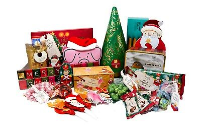 Marks & Spencer Sweets Chocolates Biscuits Assorted Collection Christmas Gift  • 14.95£
