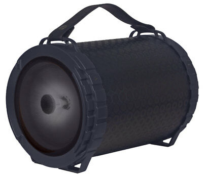 "$39.99 • Buy Fully Powered Portable 1000 Watts Peak Power 6.5"" Speaker W/ LED Light - Black"