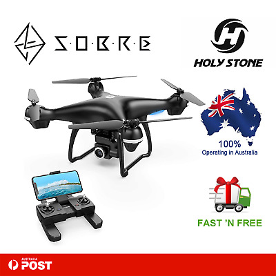 AU299.95 • Buy Holy Stone HS100 GPS FPV RC Drone 2K Camera Live Video GPS Return Quadcopter