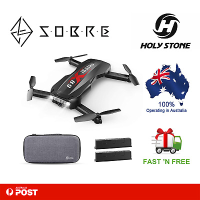 AU149.95 • Buy Holy Stone HS160 Pro Fordable FPV Camera 1080p HD RC Drone WiFi Quadcopter NEW