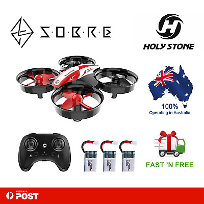 AU69.95 • Buy Holy Stone HS210 Mini Drone RC Nano Quadcopter Best Drone For Kids And Beginners