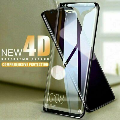 $ CDN7.49 • Buy For Galaxy S10 S9 S8 Plus Note 8 9 10 Full Cover Tempered Glass Screen Protector