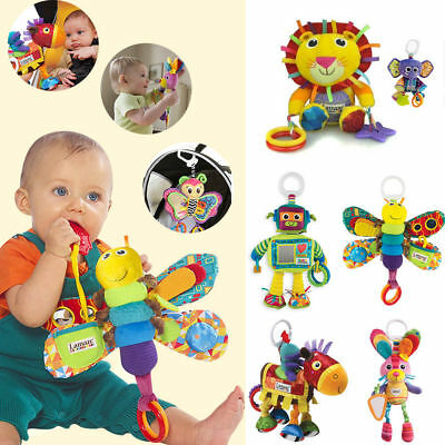 Baby Activity Spiral Toy For Car Seat Pushchair Pram Stroller Cot Bed Activity • 8.50£