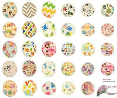 AU3.95 • Buy Washable Reusable Absorbent Bamboo Breast Pads Nursing Pads Breastfeeding Pads