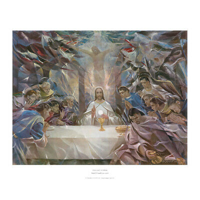 £32 • Buy The Last Supper - D O'Connell Print