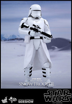 $ CDN237.96 • Buy Star Wars The Force Awakens 12 Inch MMS First Order Snowtrooper Hot Toys