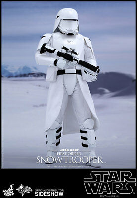 $ CDN222.64 • Buy Star Wars The Force Awakens 12 Inch MMS First Order Snowtrooper Hot Toys
