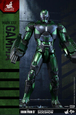 $ CDN332.52 • Buy Iron Man 13 Inch Figure MMS 1/6 Scale - Iron Man Mark XXVI Gamma Hot Toys 902578
