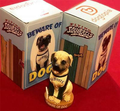 $ CDN76.11 • Buy 2018 RICHMOND FLYING SQUIRRLES THE BEAST  BEWARE Of DOG  SANDLOT SGA BOBBLEHEAD
