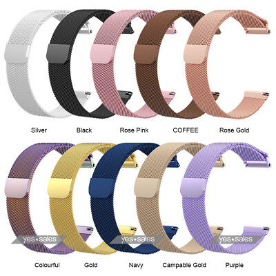 AU15.65 • Buy For Smart Apple Watch New Metal Wrist Bracelet Sport Band 44 40 42mm 38mm