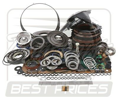 AU560.58 • Buy 4L60E Transmission Raybestos  Stage 1 Deluxe Rebuild Kit 97-03 Deep Pan