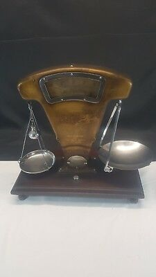 £85 • Buy 1930's Vintage Avery Tobacconist's Weighing Scales
