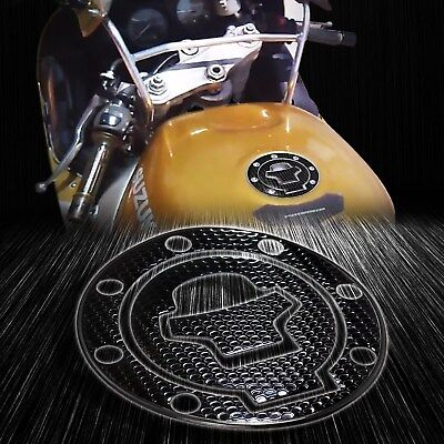 $13.88 • Buy Perforated Black Gas Tank Fuel Cap Cover Protector Pad 97-03 GSXR-600/750/1000