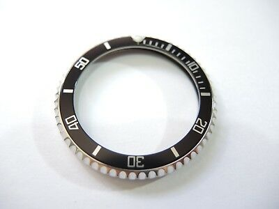 $ CDN74.99 • Buy New Rotating Bezel W/ Black Insert Submariner Fits Seiko Skx007 Diver's Watch