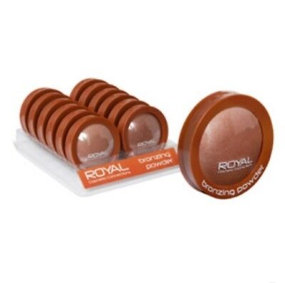Royal Baked Bronzing Powder Compact • 3.84£