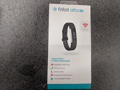 $ CDN25.09 • Buy Fitbit ALTA HR Heart Rate Fitness Tracker, Large (Includes 2 Replacement Bands)