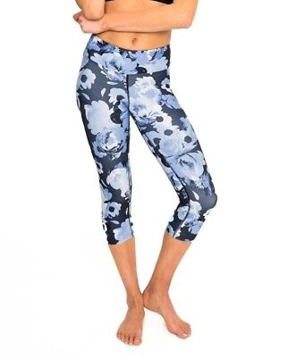 AU48 • Buy Simply Blues - Yoga & Gym 3/4 Tights- Dharma Bums- 40% Off RRP- Brand New Item
