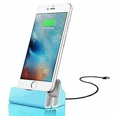 £7.45 • Buy IPhone Charger Dock,Red Gem Charge And Sync Stand For IPod,iPhone 5 5s 6 6s Plus