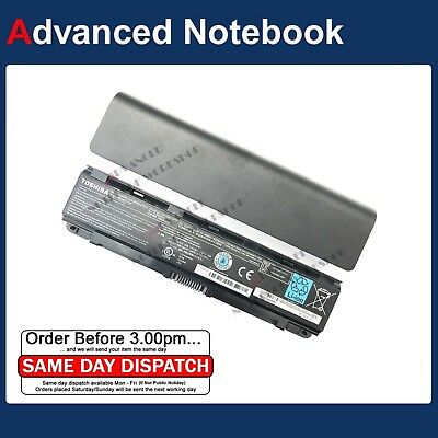AU59 • Buy Genuine Laptop Battery For Toshiba Satellite C850 C850D L850 L850D P870 PA5024U
