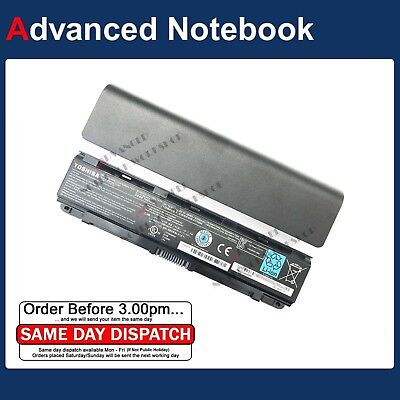 AU59 • Buy Genuine Battery For Toshiba Satellite Pro C850 C850D L850 L850D PA5024U-1BRS