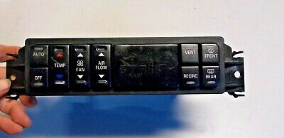 $59.95 • Buy 00 01 02 03 04 2005 Buick Lesabre Ac Heater Climate Temperature Control 16236054