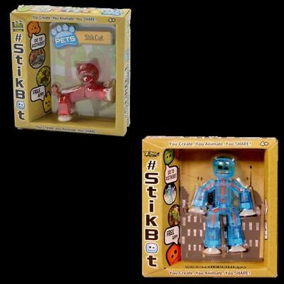 StikBot Friends Pack 1 Pet 1 Stikbot • 10.50£