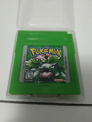 Phonecaseonline Carcasa Gameboy Color Pikachu Green New Able It Video Games & Consoles