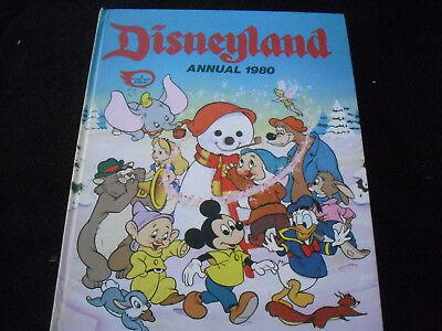 Disneyland Annual From 1980 • 2.40£