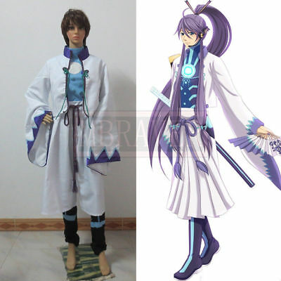 $65.50 • Buy Vocaloid Kamui Gakupo Cosplay Costume Halloween Costumes For Adult Men New