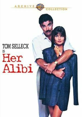 HER ALIBI. Tom Selleck (1989). Region Free. New DVD. • 19.99£