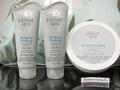 £5.99 • Buy Avon Planet Spa Perfectly Purifying