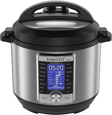 $178.54 • Buy Instant Pot Ultra 6 Qt 10in1 Multi Use Programmable Pressure Cooker, Slow