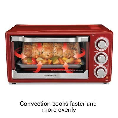 £100.64 • Buy Small Countertop Convection Oven Rotisserie Baking Kitchen Appliance Compact