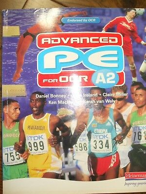 £0.99 • Buy Advanced PE For OCR A2 Student Book By Daniel Bonney, John Ireland, Dave...2004