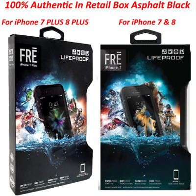 AU104.33 • Buy New Lifeproof Fre Waterproof Case Cover For Iphone 7/8 & Iphone 7 Plus 8 Plus